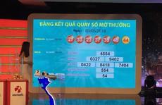 Vé Vietlott trúng 36,8 tỉ đồng bán tại Hà Tĩnh