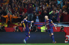 'Siêu kinh điển' tôn vinh Iniesta