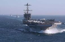 Hải quân Mỹ 'đua' với Nga - Trung