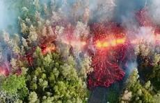 'Tuyến lửa' rợn người trên đảo Hawaii