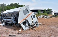 Nhà máy bột giấy hơn 5.000 tỷ đồng bị bỏ hoang