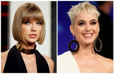 Katy Perry xin lỗi Taylor Swift, kết thúc bất hòa 6 năm