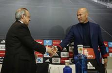 Sốc: Zidane trở lại, giải cứu 'con tàu đắm' Real Madrid