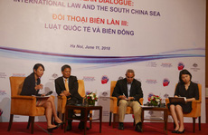 Chuyên gia kêu gọi tuân thủ luật pháp quốc tế ở biển Đông
