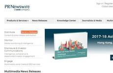 Hãng PR Newswire mở văn phòng đại diện tại TP HCM