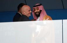 Dập tắt tin đồn đã chết, Thái tử Ả Rập Saudi tới Nga