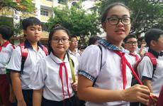 Đáp án bài khảo sát vào lớp 6 Trường chuyên Trần Đại Nghĩa
