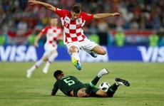 Modric: Croatia xứng đáng thắng 'Đại bàng xanh'