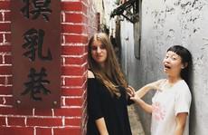 Khám phá làng cổ Lộc Cảng và ngõ Sờ Ngực ở Đài Loan