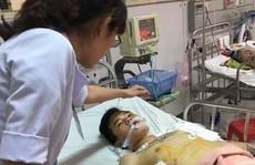 Cám cảnh một mẹ nuôi 3 con bệnh nặng