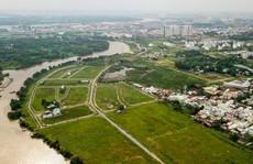 Dự án KDC kiểu mẫu ở Sài Gòn 'đắp chiếu' gần 20 năm