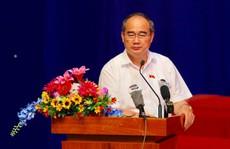 Bí thư Nguyễn Thiện Nhân: Đất ngoài ranh quy hoạch Thủ Thiêm thì không di dời