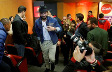 Đến Nga xem World Cup, ca sĩ Colombia bị trộm gần 1 triệu USD