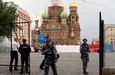'Khủng bố?' - ở Nga thì đừng lo
