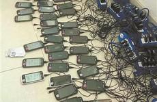 Trung Quốc phá đường dây đòi nợ thuê bằng điện thoại di động