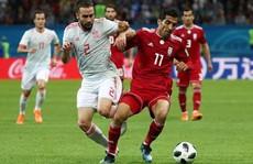 """Chiến thuật của Iran bị chỉ trích là """"phi bóng đá"""""""