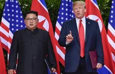 Ông Trump lại đổi giọng về Triều Tiên