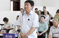 Ông Đinh La Thăng nói lời sau cùng: 'Tôi không có tội'