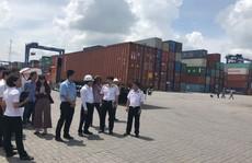 Tìm cách 'xử' hàng ngàn container phế liệu tồn đọng