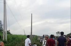 Bị phóng điện khi thi công cột viễn thông, 4 người tử vong, 2 người trọng thương