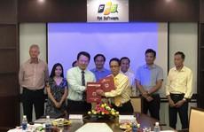 FPT và taxi Tiên Sa ký kết hợp đồng đào tạo tiếng Anh cho lái xe