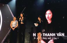Ngô Thanh Vân là 'Người phụ nữ của năm'