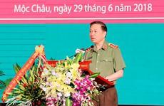 Bộ trưởng Tô Lâm nói về cuộc đấu súng vây bắt 2 trùm ma túy ở Lóng Luông