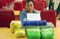 Vây bắt thầy giáo buôn 20 bánh heroin, 2 sĩ quan biên phòng bị bắn trọng thương