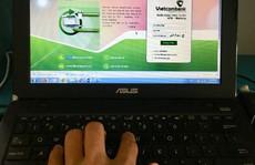 Sợ lây phần mềm gián điệp, Vietcombank siết giao dịch trực tuyến