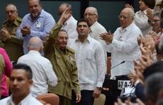 Quốc hội Cuba họp bất thường, ông Raul Castro có chức vụ mới