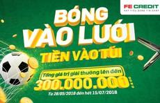Fe Credit khuyến mãi lớn đón World Cup 2018