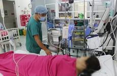 Kịp thời cấp cứu sản phụ bị thai lưu, vỡ tử cung