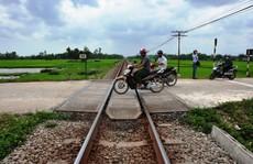 Bệ rạc như đường sắt (*): Hiểm họa rình rập