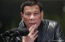 Ông Duterte không gửi quân tới biển Đông vì sợ bị lật đổ