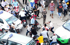 Khó định tội 'Gây rối trật tự công cộng'