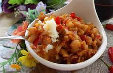 Cách làm món tóp mỡ chua ngọt ăn kèm cơm ngon hết ý
