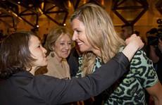 Em gái Hoàng hậu Hà Lan tự sát tại Argentina