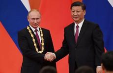 Chủ tịch Trung Quốc tặng ông Putin món quà 'độc nhất vô nhị'
