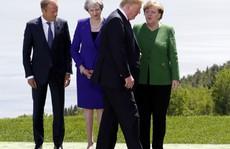 Ông Trump bị cô lập tại  hội nghị G7