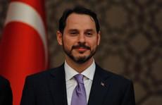 Tổng thống Thổ Nhĩ Kỳ chọn con rể làm bộ trưởng tài chính