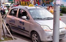 Du khách Hàn Quốc phát hoảng vì bị tài xế taxi Nha Trang 'chặt chém'