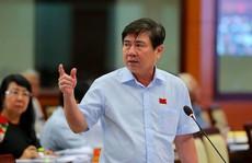 Chủ tịch UBND TP HCM cam kết dứt điểm quy hoạch 'treo' ở Thanh Đa