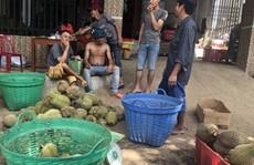 """Thực hư về """"sầu riêng ăn trả hạt' giá 15.000 đồng/kg"""