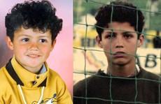 Ngắm ảnh thơ ấu dễ thương của các sao World Cup