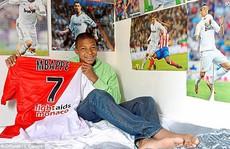 Mbappé 'mới thể hiện 60% tiềm năng'