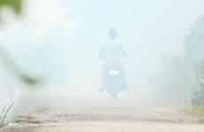 """""""Ớn lạnh"""" việc đốt đồng ở miền Tây tiềm ẩn tai nạn giao thông"""