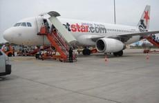 Máy bay chở 180 hành khách đi Đà Lạt phải hạ cánh ở Cam Ranh vì thời tiết xấu
