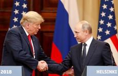 Thượng đỉnh Mỹ-Nga: Hai ông Trump - Putin bác chuyện Nga can thiệp bầu cử Mỹ