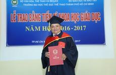Việt Nam có tiến sĩ đầu tiên về quần vợt