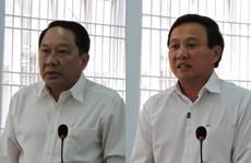 Nguyên chủ tịch, phó Chủ tịch TP Vũng Tàu kêu oan